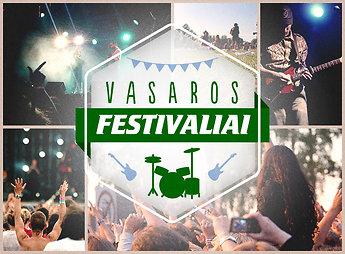 Vasaros festivaliai