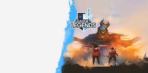 """League of Legends VERSE"""