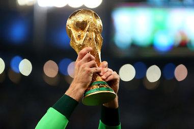 Pasaulio futbolo čempionatas (FIFA World Cup)