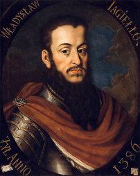 Lietuvos didysis kunigaikštis Jogaila