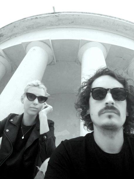 Daiva Starinskaitė ir Chrisas Leaney
