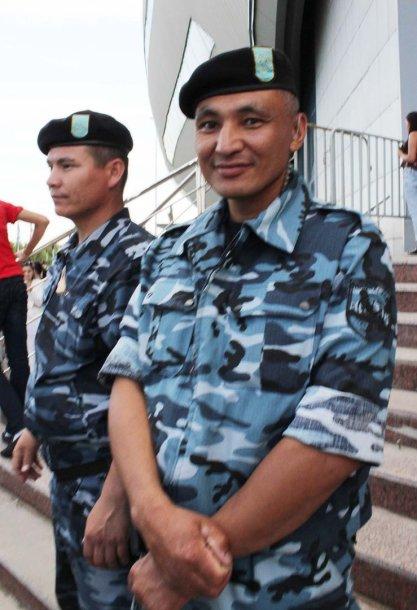 Kazachstano kariai sostinėje Astanoje