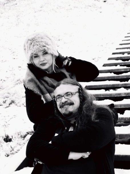 Aleksandras Makejevas ir Asta Dindaitė