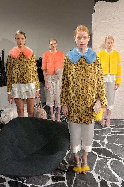 Hannah Weiland kolekcijos modeliai