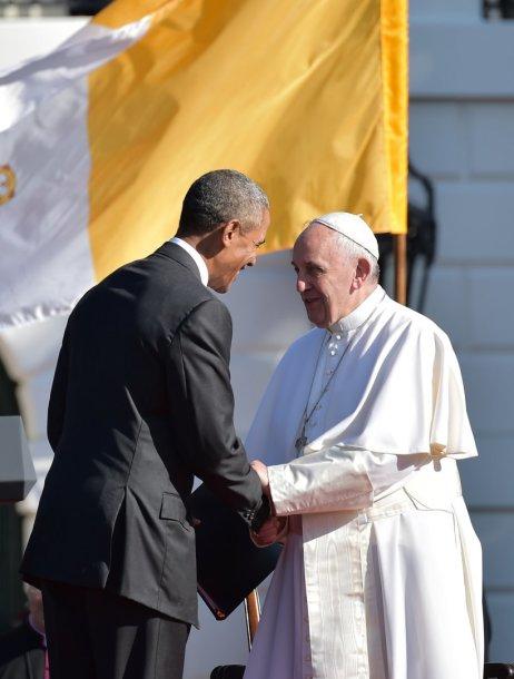 Popiežiaus vizitas JAV