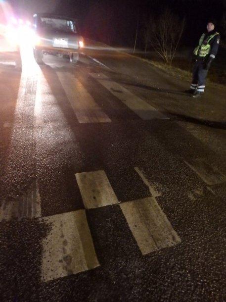 Nelaimės Kauno apskrities keliuose