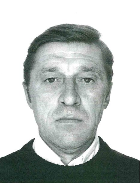 Be žinios dingęs Antanas Launikonis
