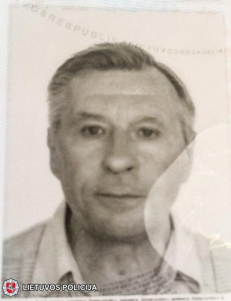 Be žinios dingęs Genrik Černiavskij