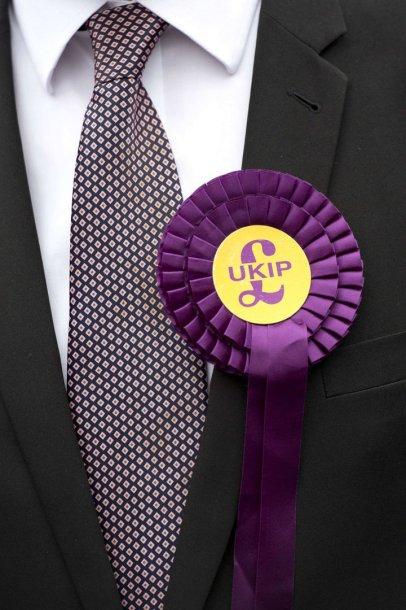 UKIP rėmėjas