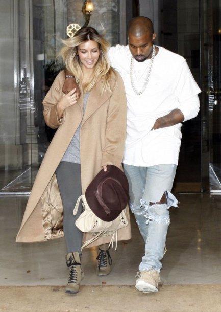 Kim Kardashian ir Kanye Westas 2013-ųjų rugsėjį