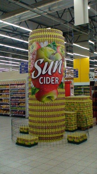"""""""SUN"""" sidras Lietuvoje pristato dar nematytą rinkodaros naujovę."""