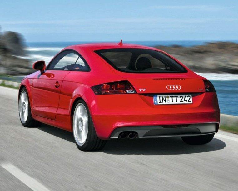 """Dyzelinis """"Audi TT"""" kupė"""
