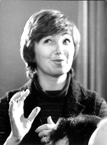 Dalia Tamulevičiūtė, 1990 m.
