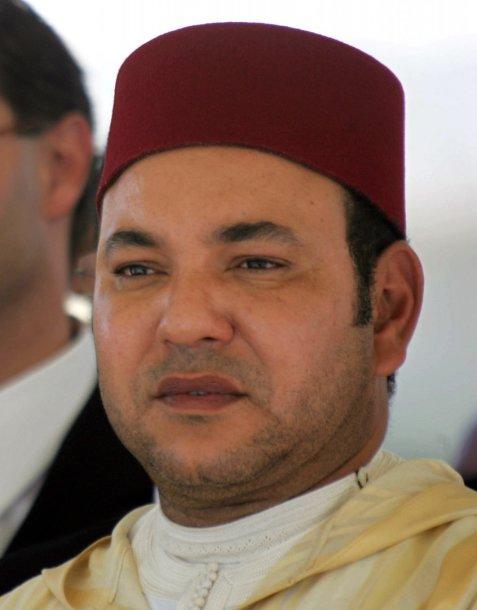 Karalius Mohammedas VI