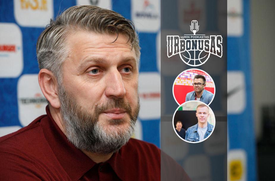 """""""urBONUSe"""" – D.Maskoliūno paskyrimo aptarimas"""
