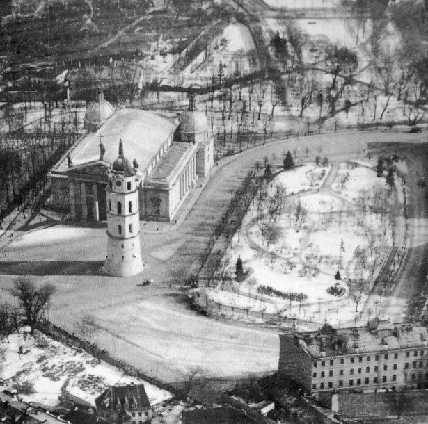 Vilnius, 1918 m