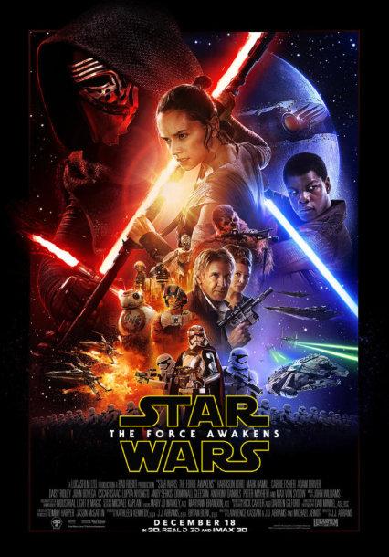 """Filmas """"Žvaigždžių karai: galia nubunda"""""""