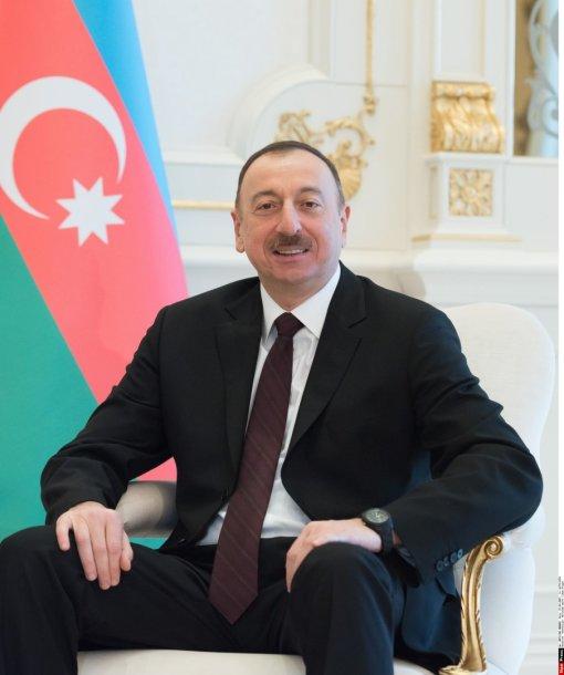 Ilhamas Aliyevas