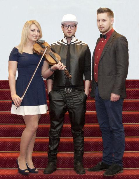Saulė Rinkevičiūtė, Sasha Song ir Žygimantas Skvarčevskis