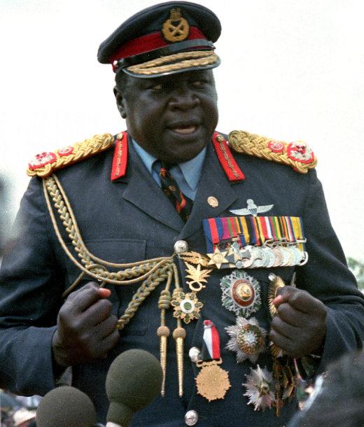 Idi Aminas