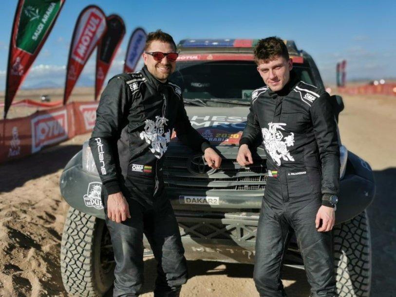 Antroji Dakaro diena