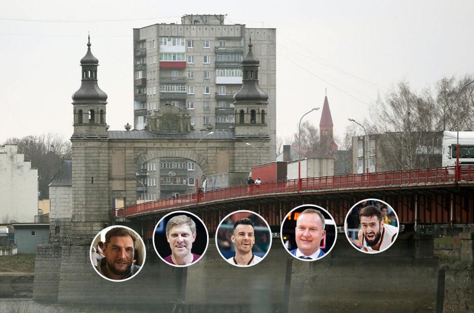 Penki Parmos lietuviai per Karalienės Luizos tiltą paryčiais sugrįžo į Lietuvą