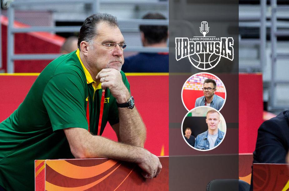 A.Sabonio pasisakymai sukėlė diskusijų audrą Lietuvos krepšinyje