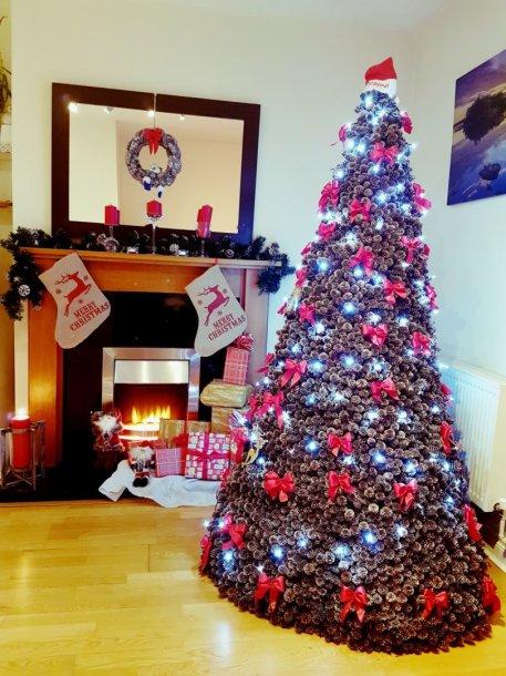 Ingos Spitrienės kalėdinė kompozicija
