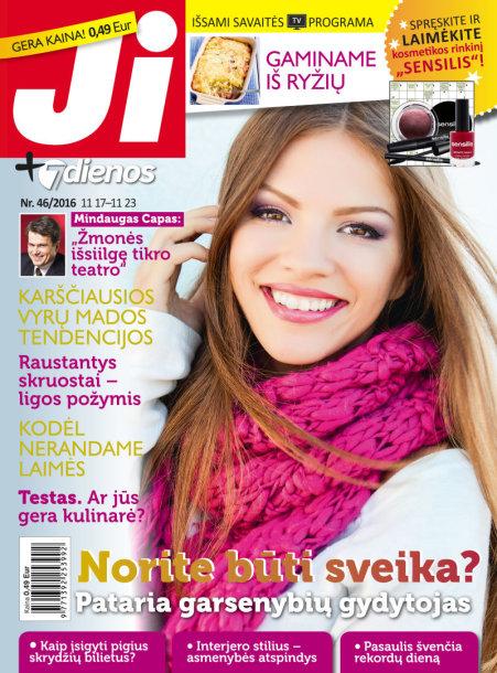 "Žurnalas ""Ji"" (46 nr.)"
