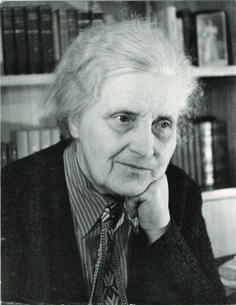Sofija Čiurlionienė-Kymantaitė. 1956 m.
