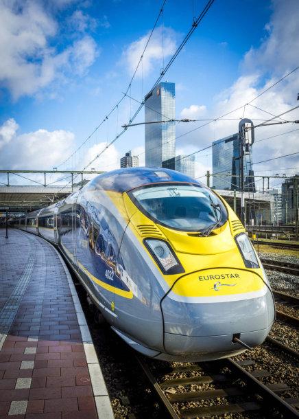 Traukinys Amsterdame