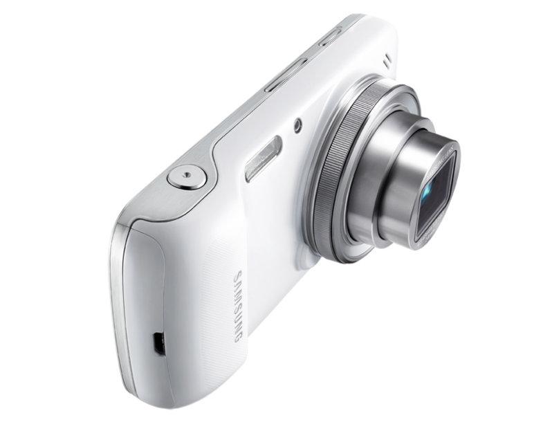 "Telefono ir fotoaparato hibridas ""Galaxy S4 Zoom"""