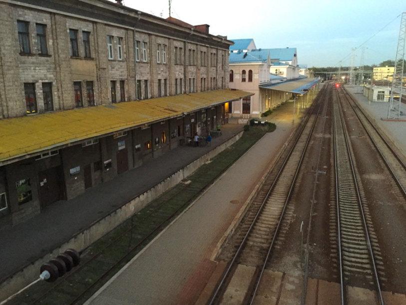 """Traukinių stotyje bus atidarytas baras """"Peronas"""""""