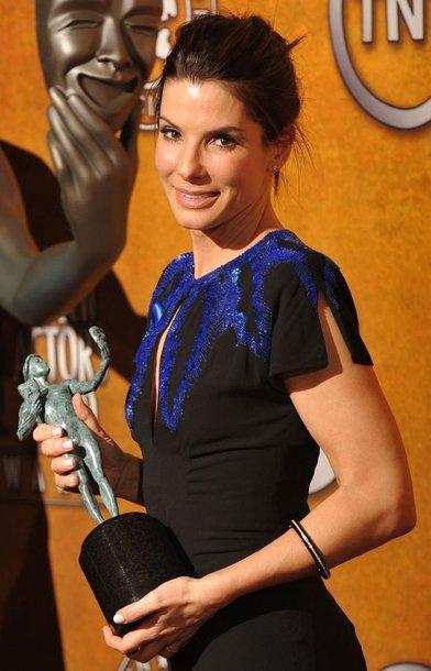 Sandra Bullock  su apdovanojimu