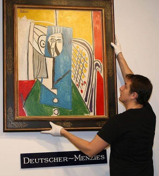 Picasso darbai