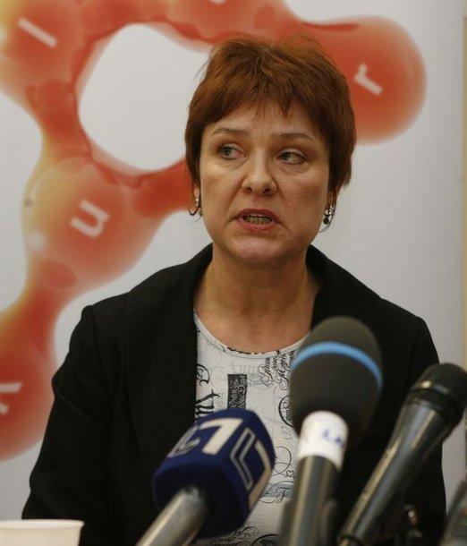 """VšĮ """"Vilnius – Europos kultūros sostinė 2009"""" direktorė Elona Bajorinienė."""