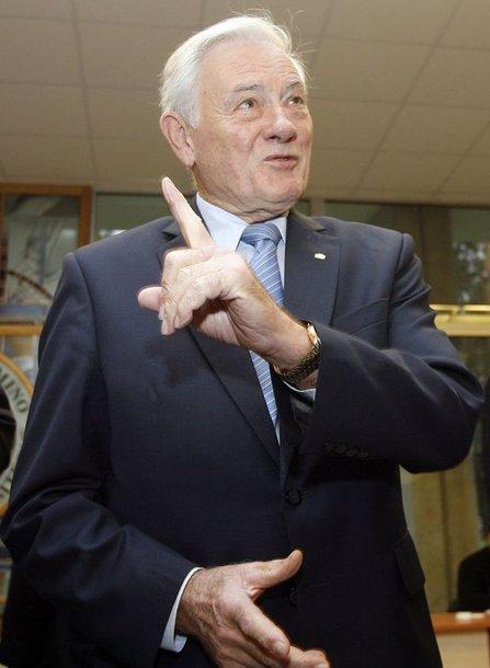 Prezidentas Valdas Adamkus