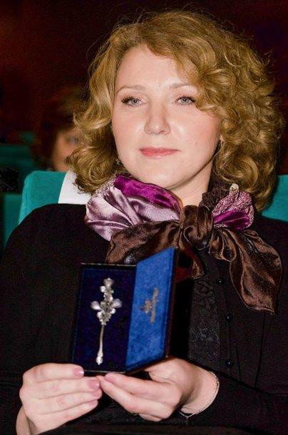 Metų kino moteris Lineta Mišeikytė
