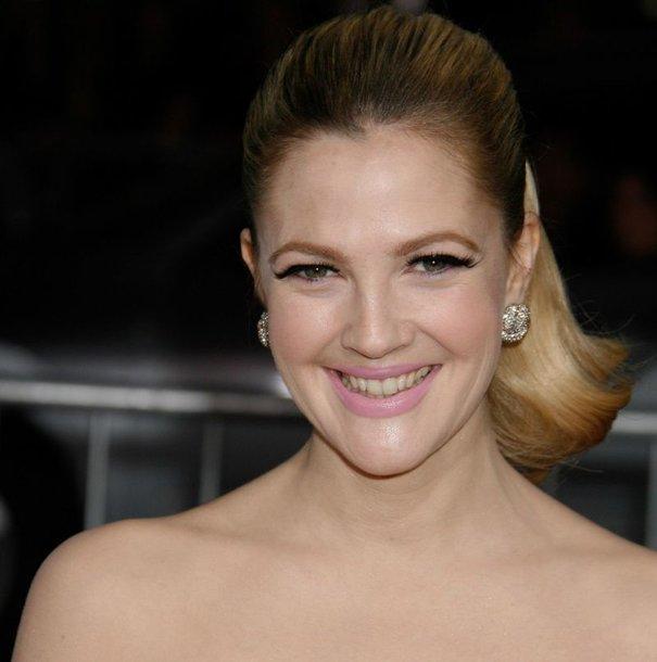 Aktorė Drew Barrymore