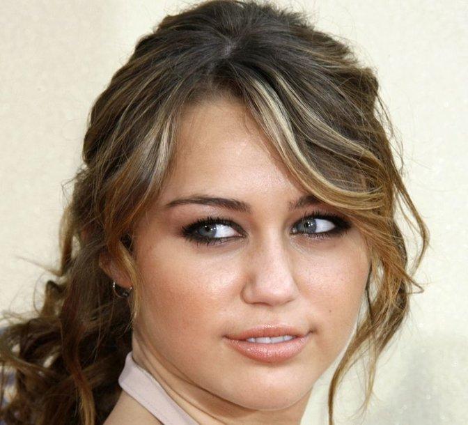 Aktorė Miley Cyrus