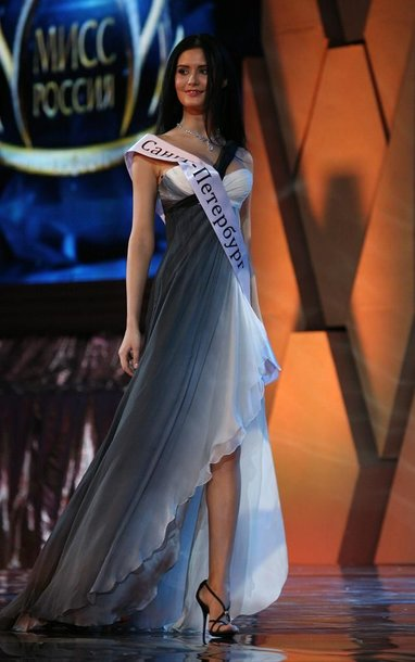 """Mis Rusija 2009"" nugalėtoja Sofija Rudjeva"