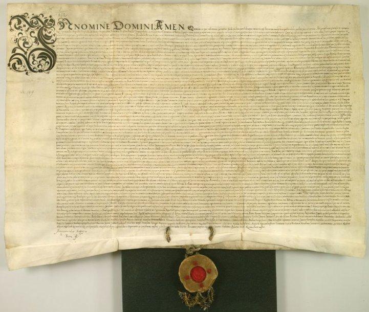 Lietuvos didžiojo kunigaikščio Žygimanto Augusto privilegija, patvirtinanti LDK  bajorų teises ir laisves.