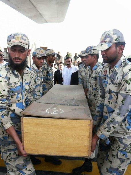 Ginkluotas vyras nušovė devynis užsienio turistus atokioje alpinistų bazinėje stovykloje, esančioje šiaurės Pakistane.