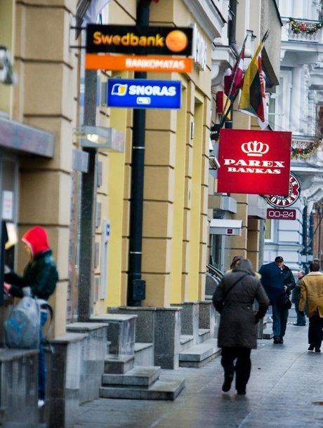 Lietuvos bankai