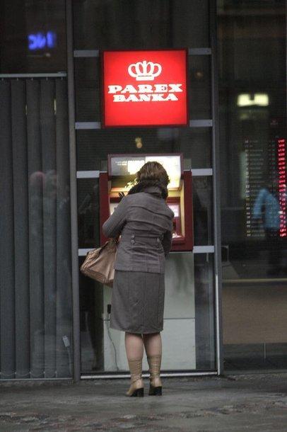 """Bankas """"Parex"""""""