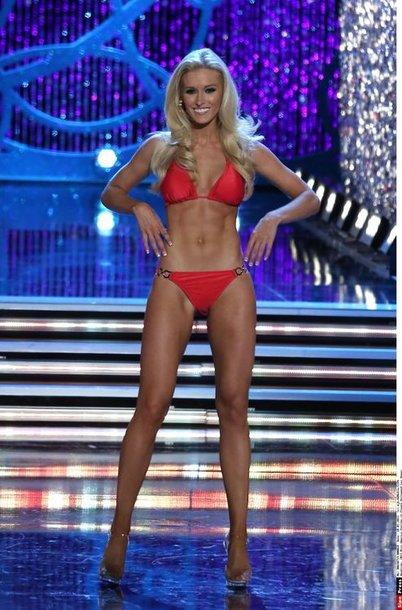 "Allyn Rose konkurse ""Mis Amerika 2013""."