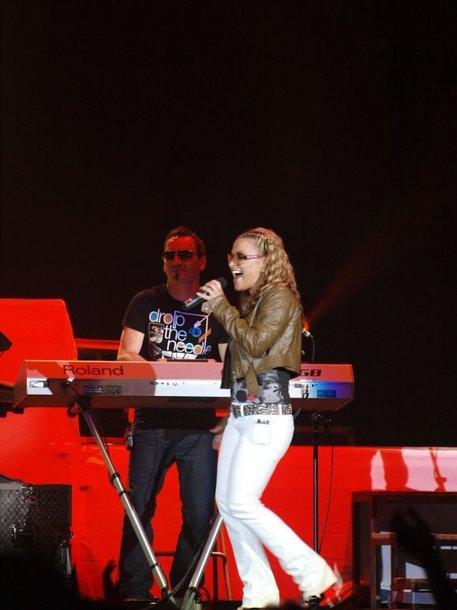 Anastacia koncertas Vilniuje
