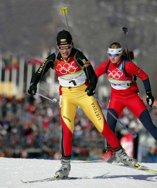 Diana Rasimovičiūtė laikoma viena perspektyviausių Lietuvos olimpiečių