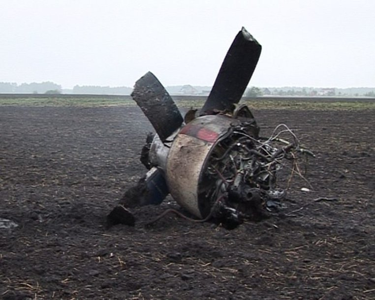Lėktuvai An-12 nėra saugūs.