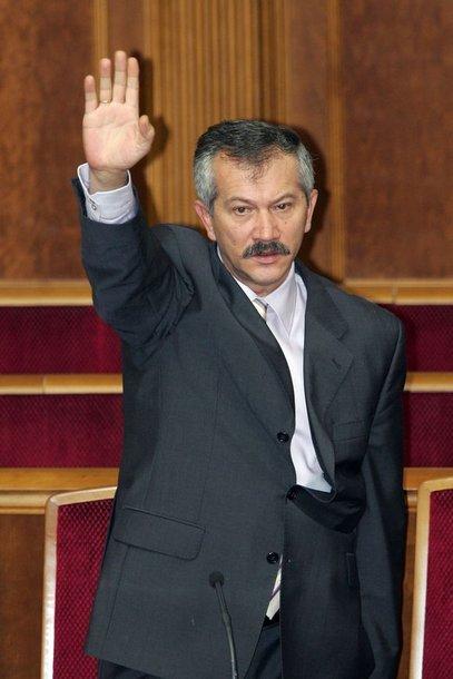 Ukrainos finansų ministras Viktoras Pynzenykas